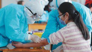 El PCCh continuó recogiendo muestras de ADN por la fuerza en medio de la pandemia
