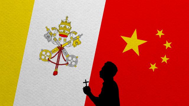 En China, los miembros del clero no registrados esperan que el Papa escuche sus reclamos.