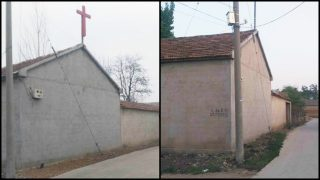 Los lugares religiosos son reprimidos en nombre de la prevención de la epidemia
