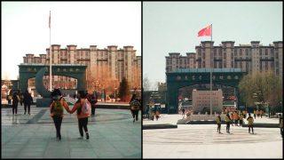 """La arquitectura de las escuelas hui de Mongolia Interior está siendo """"hanificada"""""""