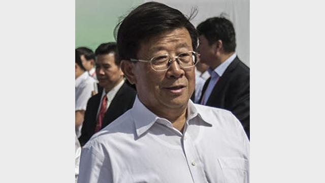 Ministro de Seguridad Pública Zhao Kezhi