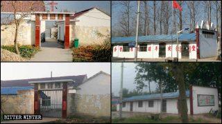 Aproximadamente 550 lugares protestantes fueron clausurados en la provincia de Jiangsu